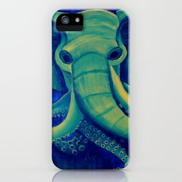Octophant iPhone Case