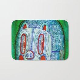 Pigmask Bath Mat