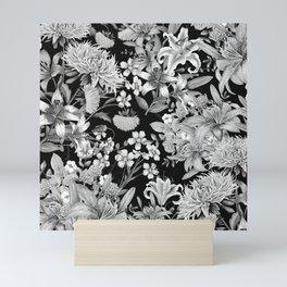 FLORAL GARDEN 5 Mini Art Print