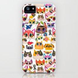 Los Dibujitos de Denise (Bulto) iPhone Case