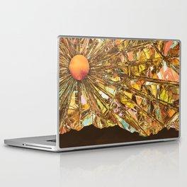 Fractured Sky Laptop & iPad Skin