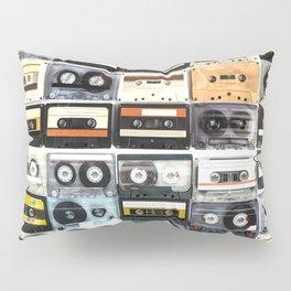 cassette nostalgy Pillow Sham