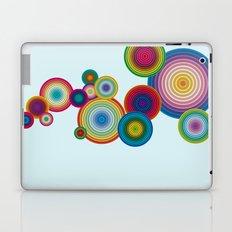 Circles #1 Laptop & iPad Skin