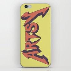 Artsy iPhone & iPod Skin