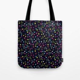 Floral dream mini Tote Bag