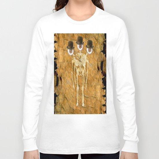 Mutation for Monsieur Bone Long Sleeve T-shirt