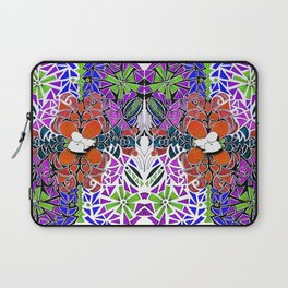 Symmetrical Mouse (50) Laptop Sleeve