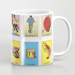 Lotería Cards Coffee Mug