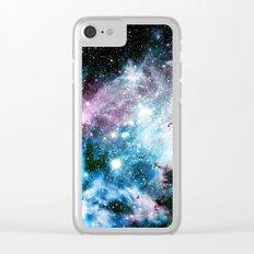 Carina Nebula : Vivid & Bold Color Clear iPhone Case