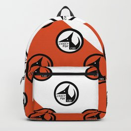Crazy Fox - Little logos (Fox Edition) Backpack