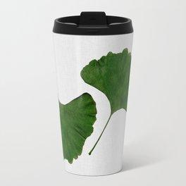 Ginkgo Leaf II Travel Mug