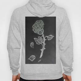 Negative Rose Hoody