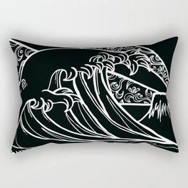 WINTER WAVE 2016 Rectangular Pillow