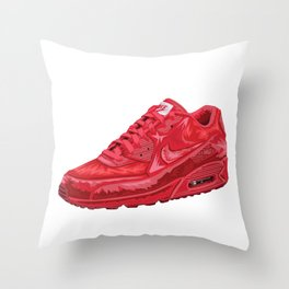 Air To The Max Throw Pillow