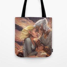 Fire Queen Tote Bag