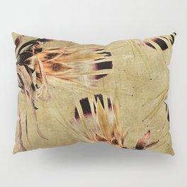 Vintage White Pride Proteas Pillow Sham