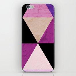 Heavy Pink iPhone Skin