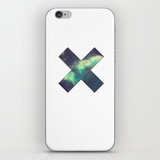 XX Space  iPhone & iPod Skin
