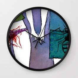 LOVEBUZZ Cover Wall Clock
