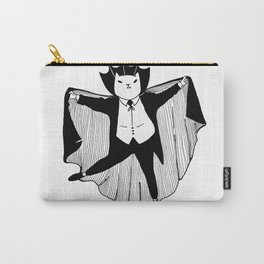 Purrr Dracula Carry-All Pouch