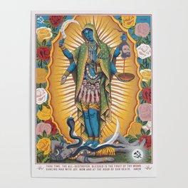 Hindu - Kali 6 Poster