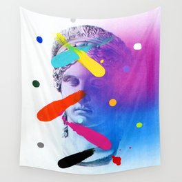 Composition 535 A Wall Tapestry