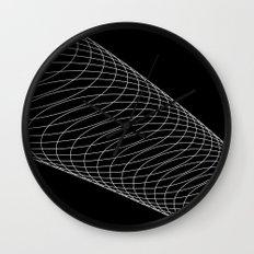 vlakno v.2 Wall Clock