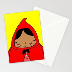 Little Red Riding Hood Stationery Cards