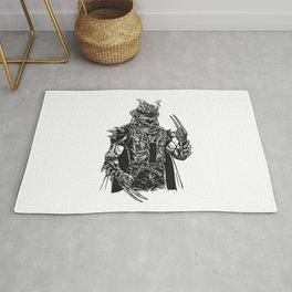 Samurai Punk Rug