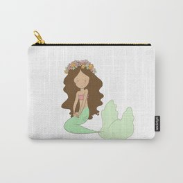 Mermaid Island Princess Carry-All Pouch