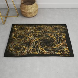 Swirlylicious dream Rug