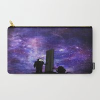 2001 Carry-All Pouches featuring 2001: A Space Odyssey  by Joshua S