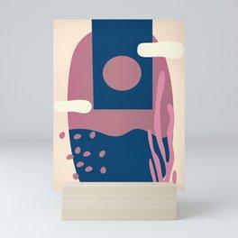 Submarine Mini Art Print