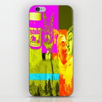 rushmore iPhone & iPod Skins featuring Mountain Rushmore  by Latidra Washington