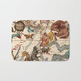Constellation Chart 1693c Bath Mat
