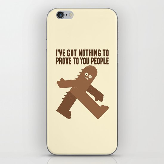 Surefooted iPhone & iPod Skin