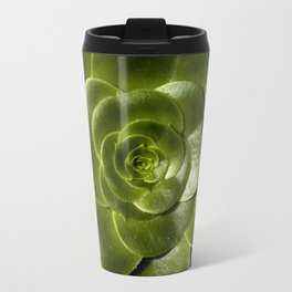 Green leave Travel Mug