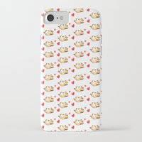 kitten iPhone & iPod Cases featuring Kitten by Erica_art