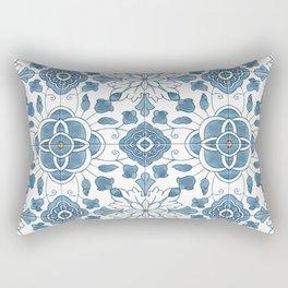 Azulejo II Rectangular Pillow