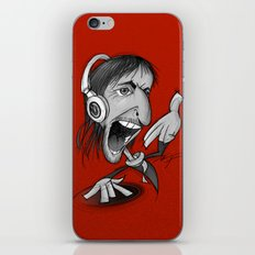 David Guetta iPhone & iPod Skin