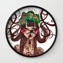 O d e s s a Wall Clock