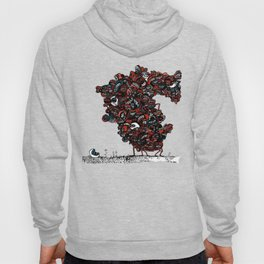 The chattering class  -alt Hoody