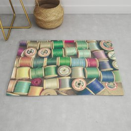 Cotton Reels Rug