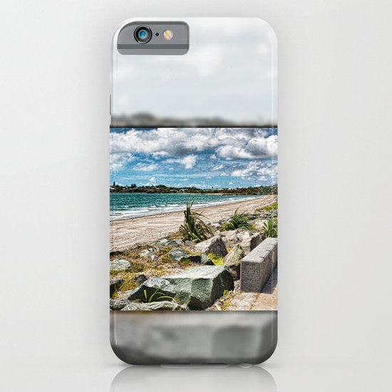 Beautiful Bay View iPhone & iPod Case