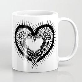 Bug Heart Coffee Mug