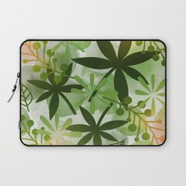 Peaches and Greens Laptop Sleeve
