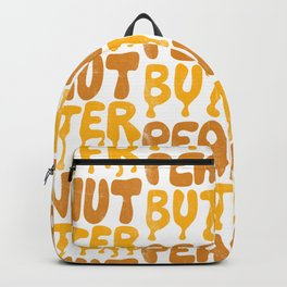 PEANUT BUTTER Backpack