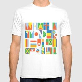 What A Wonderful World II T-shirt