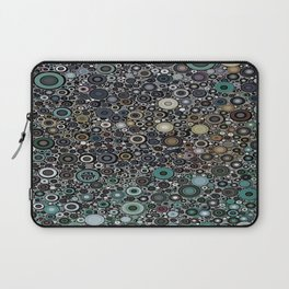 :: Touchdown on a Rainy Day :: Laptop Sleeve