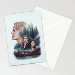 The Charming Family Stationery Cards